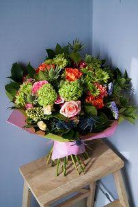 Казань букет цветов от флористического салона Dejavu-flowers