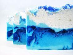 Beach House Soap - Shea Butter Soap - Natural Soap - Beach Soap - Glycerin Soap - Soap. $5.50, via Etsy.