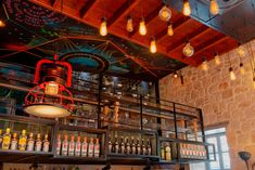 Details of the overall and category winners, and images of the winning projects, from the sixth year of the Restaurant and Bar Design Awards in Bar Design Awards, Fair Grounds, Restaurant, Projects, Log Projects, Restaurants, Dining Rooms
