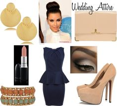 """""""What to Wear to a Wedding"""" by pamking on Polyvore"""