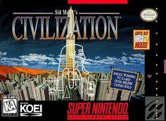Emularoms: Civilization [ SNES ]