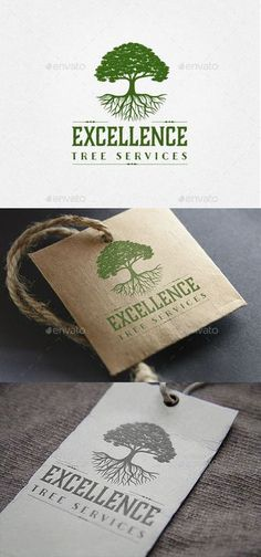 Oak Tree Logo - Nature Logo Templates - What are the roots of the legal industry anyways?: