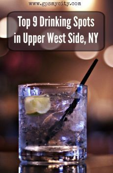 Upper West Side in New York City is unique in its character. Check out this insider's guide to discover the top 9 places to visit. From pubs and bars to brasseries - these spots should be on each traveler's list.