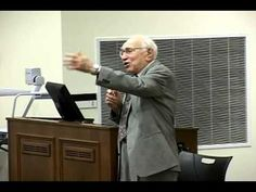 "Dr. Irvin Borish ""The Development of Optometry"" (part 3 of 5)"