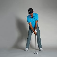 Golf Tip: How to Launch Your Irons Higher. High trajectory iron shots really help give you more control on your approach shots by landing softly on to the green. http://www.golfdigest.com/story/jason-day-launch-your-irons-higher