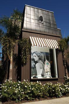 Carolina Herrera New York Store in Los Angeles.