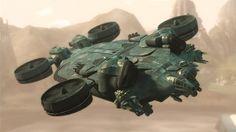 C-21 Dragon Assault Ship(Avatar)