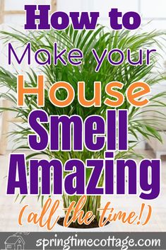 Make your home smell amazing by using these wonderful tips and tricks that will kill bad smells and fill your home with sweet aromas. Use these home smell tips and tricks to make your home smell good all the time. Household Cleaning Tips, Homemade Cleaning Products, Deep Cleaning Tips, Cleaning Recipes, House Cleaning Tips, Natural Cleaning Products, Cleaning Solutions, Spring Cleaning, Cleaning Hacks
