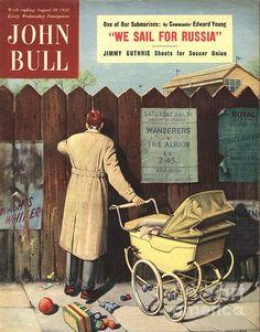 John Bull Uk Football Prams by The Advertising Archives British Magazines, Vintage Magazines, Vintage Postcards, Young John, Advertising Archives, Bass Lake, Us Sailing, Uk Football, Dibujo