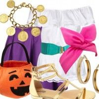 Get The Look - Disney Halloween Costume Ideas! Use your Disney Style to become your favorite Disney Character!