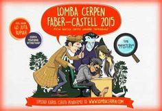 #LombaCerpen #LombaMenulis #FaberCastell #LombaCerpen Lomba Cerpen Faber-Castell 2015 Berhadiah Total 40 Juta Rupiah  DEADLINE: 15 Januari 2016  http://infosayembara.com/info-lomba.php?judul=lomba-cerpen-faber-castell-2015-berhadiah-total-40-juta-rupiah