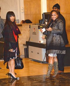 Erica Campbell and Tina Campbell Famous Sisters, Erica Campbell, Mary Mary, Celebrity Style Inspiration, Special Occasion Outfits, My Black Is Beautiful, Kitenge, Curvy Girl Fashion, Classy Chic