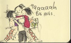 Gawler Wheerlers Ride Report May 2015 - Adelaide Cyclists Angie Stevens, Mom Day, Big Hugs, Drawing For Kids, Mother And Child, Happy Mothers Day, Sketches, Drawings, Artist