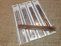 KnitPro Zing Set Straight Single Point Aiguilles à tricoter Set 30 cm en aluminium