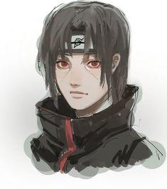 Naruto Shippuden Anime, Itachi Uchiha, Boruto, Mangekyou Sharingan, Naruto Boys, Naruto Art, Mein Crush, Pixel Animation, Amaterasu