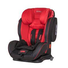 Accesorii bebelusi :: Scaune auto copii :: Scaune auto 9-36 kg :: Scaun auto Corto cu ISOFIX Rosu Coletto