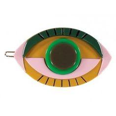 // Clip Eye grand modèle