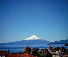#PuertoVaras #Chile #Patagonia