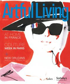 Artful Living Spring 2010 by David Downton