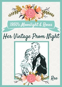 1950s Prom, Vintage Prom, Prom Night, Cute Images, Pretty Dresses, Her Hair, Corsages, Collections, Friends