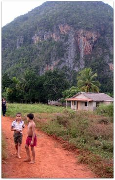 Our travel guide to Cuba!  Check out these must see attractions in Vinales! http://www.wheressharon.com/solo-travels/big-trip/attractions-home-stays-vinales-cuba/