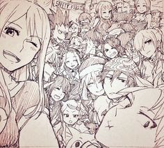Squisherific : Fairy Tail Reunion!