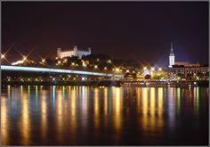 I live in Bratislava