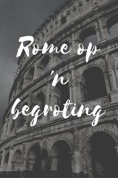 Ek het geen sent uitgehaal vir die besienswaardighede op my Rome wenslysie nie. Dus as jy jou Rande moet rek, is hierdie die raad vir jou.
