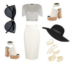 """"""""""" by daria0151212 on Polyvore featuring мода, Alexander Wang, Donna Karan, Rebecca Minkoff, Le Specs и Topshop"""