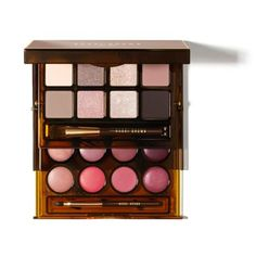 Bobbi Brown Deluxe Lip & Eye Palette Beauty & Cosmetics - All Makeup - Palettes, Sets & Kits - Bloomingdale's Make Up Palette, Lip Palette, Beauty Make-up, Beauty Hacks, Hair Beauty, Luxury Beauty, Beauty Tips, Bobbi Brown Palette, Brown Makeup