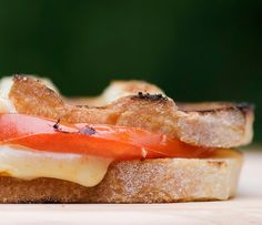 Grilled Cheese Sandwiches on the Actual Grill…and Hildene! Recipe on Yummly