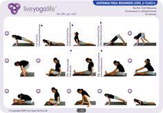Ashtanga yoga for beginners Class 6 Iyengar Yoga, Ashtanga Vinyasa Yoga, Yoga Fitness, Yoga For Migraines, Different Types Of Yoga, Yoga Breathing, Basic Yoga, Yoga Poses For Beginners, Yoga Fashion