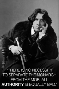 Oscar Wilde on Art | Brain Pickings