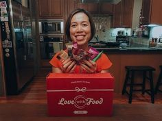 Subscription Box Snacks   Gluten Free or Organic   Love With Food