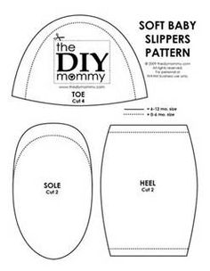 Baby Shoe Patterns Free - Bing Bilder
