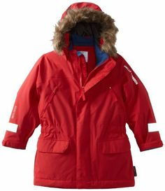 Helly Hansen Girl's K Powder Insulated Parka Jacket, Red, 128/8 by Helly Hansen. $72.00. Waterproof, breathable, windproof and insulated parka outside adventures in the snow.