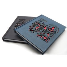 Laser Cut Notebook Alljoy Design Absolutely LOVE this idea. Pun intended