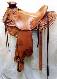 Big Bend Saddlery - Saddles