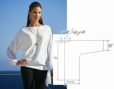 OUTBOX fashion long sleeve simple top