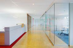 MaXxprint offices by design2sense, Leipzig – Germany » Retail Design Blog