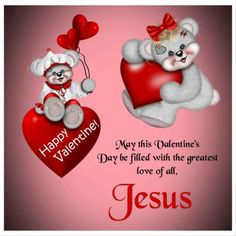 May this Valentine's Day be filled with the greatest love of all, ~JESUS~ Happy Hearts Day, Happy Day, Love Is In The Air, Great Love, Christian Quotes Images, Valentine's Day Quotes, Funny Quotes, Heart Day, Church Crafts