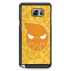 GEBLEG- Soul Eater Samsung Galaxy Note 5 Case Hard Plastic Material with Black Frame Gebleg http://www.amazon.com/dp/B01CWJROOQ/ref=cm_sw_r_pi_dp_hbn5wb19S6XE5