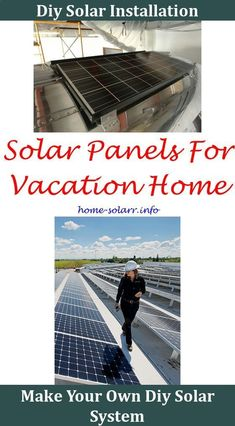 Pin By Derick Brown On House Design Solar Power House Solar Power Solar Power System