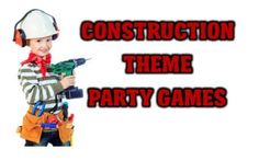 Top 10 Construction Party Theme Games, Ideas, and Activities for KIDS!!