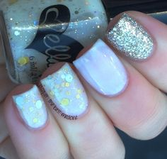 Lacquer: The Best Medicine!: A Very Ellagee Mani