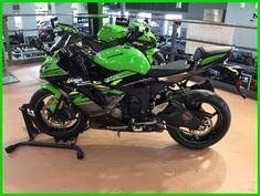 Kawasaki Ninja ZX-6R  2018 Kawasaki Ninja ZX-6R New (eBay Link) Kawasaki Ninja Zx6r, Motorcycle, Link, Ebay, Motorcycles, Motorbikes, Choppers