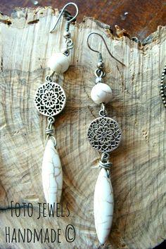 #foto jewels  κιν.6973386152 Drop Earrings, Personalized Items, Boho, Jewelry, Jewlery, Jewerly, Schmuck, Drop Earring, Bohemian