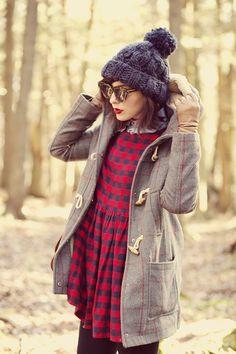 keiko lynn: Winter Wear: Into The Woods