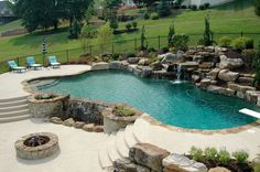 Ordinary to extraordinary. Transform that pool deck into something beautiful with a Spray Knockdown Finish. CALL (636) 256-6733 now! Decorative Concrete Resurfacing 715 Debula Dr Ballwin, MO 63021 (636) 256-6733