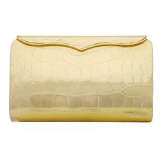 Lana Marks Vintage Clutch Bag | From a collection of rare vintage handbags and purses at http://www.1stdibs.com/fashion/accessories/handbags-purses/